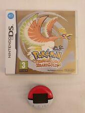 Pokemon Versione Oro Heartgold pokewalker COMPLETO NDS