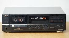 AKAI GX 65 Tape Deck - GX Köpfe - Hinterbandkontrolle - Dual Capstan - Revidiert
