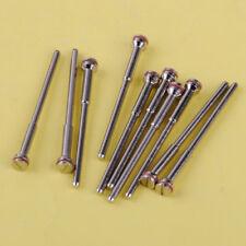 10*Aufspanndorn Dorn Poliermaschine Dental Lab Shank Schaft Mandrel Burs 2.35mm