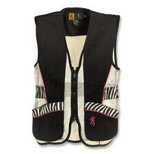Browning  Sahara Black/Zebra  Youth Vest