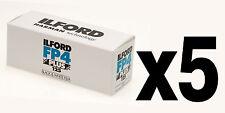 Pellicola medio formato Rullino BN bianco e nero Ilford FP4 Plus 125 120 5pz.