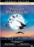 WINGED MIGRATION Special Edition DVD Jacques Perrin BIRDS Ornithology