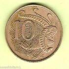 1976 AUSTRALIAN CIRCULATED 10 CENT COIN
