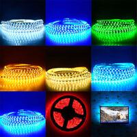 5M Super Bright 3528 600Led SMD Flexible Waterproof Light Strip Xmas Lamp 12V DC