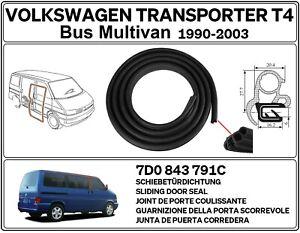 Original LLS Schiebetürdichtung VW T4 Transporter IV Bus Multivan 7D0843791C