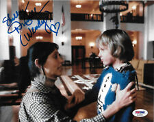 PSA/DNA The Shining SHELLEY DUVALL Signed Autographed 8x10 Movie Photo WENDY!