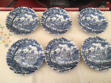 MYOTT ROYAL MAIL BOWL SET 6 FIRST QUALITY
