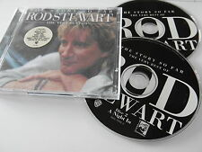 ROD STEWART MEILLEUR DE 2 CD MAGGIE MAY BABY JANE SAILING VOUS PORTEZ-LE WELL