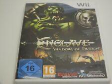 !!! NINTENDO Wii SPIEL Enclave Shadows of Twilight GUT !!!
