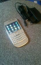 Nokia  E6-00 - Silber (Ohne Simlock) Smartphone