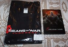 Steelbook Gears of War Judgment + T-shirt taille L