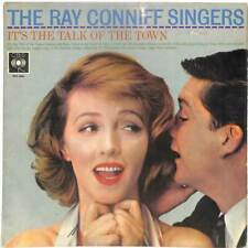 The Ray Conniff Singers - It's The Talk Of The Town - LP Vinyl Record