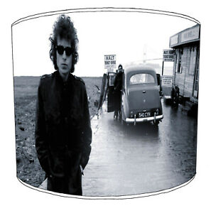 Bob Dylan Lampshades Table Lamp Ceiling Light Wall Decals Stickers Wallpaper