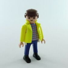 28342 Playmobil Homme Ouvrier Grue 4080 3262