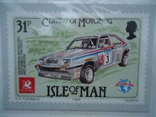 More details for tony pond/ chevette hsr isle of man century of motoring postcard