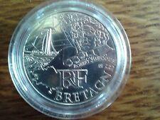 france 10 euros argent 2012 bretagne