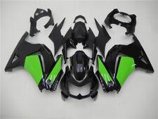 Moto Onfire Plastic Injection Molded Fairing Kits Fit for Kawasaki EX250R Ninja 250 EX-250R ZX250 2008 2009 2010 2011 2012 Matte Black