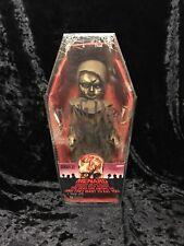 LIVING DEAD DOLLS MENARD series 22 Mezco creepy horror doll 13th anniversary.