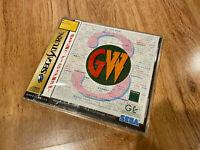 NEW, x1 GW3 Game Ware Vol. 3 JAPAN Ver Sega Saturn