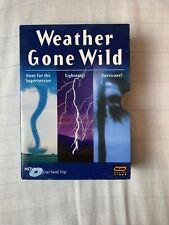 NOVA Weather Gone Wild Hunt for the Supertwister Lightning Hurricane