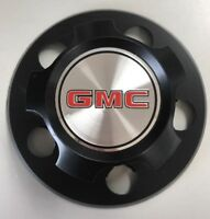 "NEW 1985-1995 GMC SAFARI Van 15"" Wheel Hub Center Cap OEM BLACK 15594373"