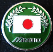 Mizuno Japan Sports equipment Advertising Pin