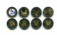 PANAMA 4X 1 BALBOA 2019 UNC COMMEMORATIVE COIN SET OF 4