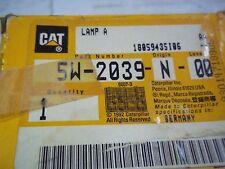 Genuine Cat Light Bulb Part Number 5w 2039