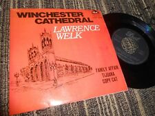 """LAWRENCE WELK WINCHESTER CATHEDRAL/COPY CAT/TIJUANA/+1 7"""" 45 EP 1966 DOT SPAIN"""