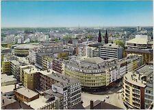 Ludwigshafen am Rhein Blick auf die Innenstadt mit Tortenschachtel AK 1972