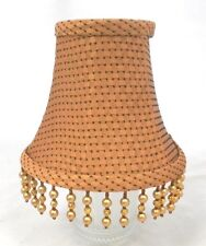 """NEW Mini COPPER ChAndElieR SHADE 6.5"""" x 3.5"""" x 5.5""""H Color of Year! Won't Wobble"""