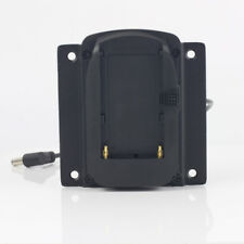 Camera Monitor Sony Battery F550 F950 F970 Adapter Plate VESA Mount fr DIY Power