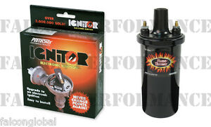 Pertronix Ignitor+Coil Dodge/Plymouth 6cyl for Single Points Distributor 1960-72