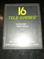 Gunslinger (Atari 2600, 1978) *BUY 2 GET 1 FREE +FREE SHIPPING*