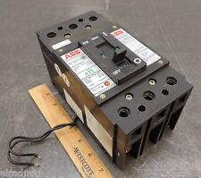 Abb Circuit Breaker 2 Pole 100 Amp 480 Volt Used