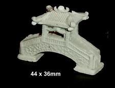 Bonsai personnage pont artisanale FIGURINE Bridge
