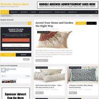 GARDEN FURNITURE SHOP  - Website Business For Sale - Affiliate Website Business