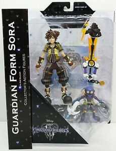 DIAMOND SELECT Kingdom Hearts 3 Action Figures 18 cm Series 2 Guardian Form Sora