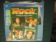 WOW JIMMY CLIFF-T.WORLD LP RARO SIGILLATO by ROCK DE AGOSTINI 100+LIBRETTO