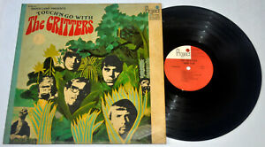 U.S. Pressing THE CRITTERS Touch 'N Go LP Vinyl Record