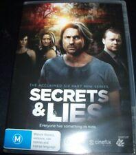 Secrets & And Lies Mini Series (Australia Region 4) DVD – Like New