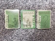 Age of Mythology Board Game Replacement Green Greek Card Part Piece