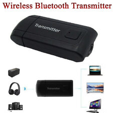 Wireless Bluetooth Transmitter Adapter Stereo Music Adapter With Audio Cable