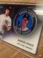 2020 Topps Series 2 SET BREAK - Aaron Judge Medallion Commemorative Coin Yankees