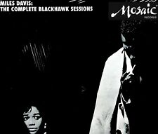 Miles Davis The Complete Blackhawk Sessions  Mosaic Records 6 LP Box Sealed Rare