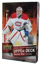 2015-16 U.D. Series 1 Hockey - Finish your Set!  Pick any 10 cards for .99cents