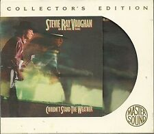 Vaughan, Stevie Ray couldn 't stand the weather MASTERSOUND Gold CD SBM con slipc