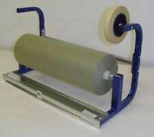 WALL 18''  MASKING MACHINE COMES WITH 1 ROLL 18''X180' PAPER & ROLL 3M 3/4 TAPE
