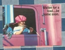 50 Postcards Little Lee Comic Trucking Waiten for Load Be Home Soon