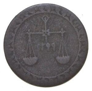 Better Date - 1882 Zanzibar / Tanzania 1 Pysa *488